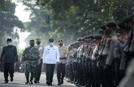 Ridwan Kamil Minta Polda Jabar Cegah Wisatawan Masuk Bandung Raya