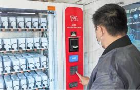 SPIL Kembangkan Inovasi untuk Pembelian Segel Kontainer melalui mySPIL dan Vending Machine
