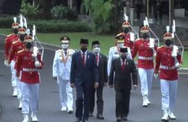 Dilantik Jokowi, Rusdy Mastura-Ma'mun Amir Resmi Jadi Gubernur & Wagub Sulteng