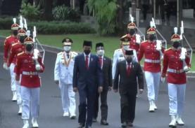 Dilantik Jokowi, Rusdy Mastura-Ma'mun Amir Resmi Jadi…