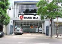 Gedung PT Bank Ina Perdana Tbk./Istimewa