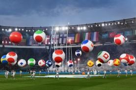 Klasemen dan Hasil Seluruh Pertandingan Euro 2020…