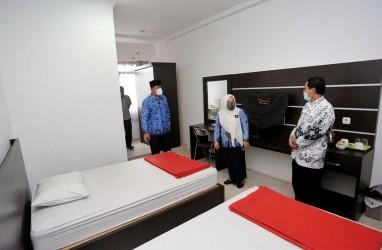 Kasus Covid-19 Kota Bandung Mengkhawatirkan, Pemkot Cari Hotel Lagi untuk Isoman