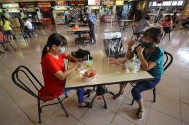 Kota Bandung Zona Merah, Pelanggan Hanya Boleh Take…