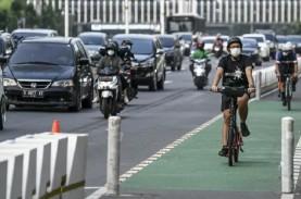 KAPOLRI SETUJU JALUR SEPEDA DIBONGKAR : DKI Jakarta…