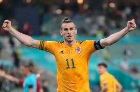 Gareth Bale Pemain Terbaik Wales vs Turki Walau Gagal…