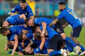 Euro 2020, Pelatih Swiss: Italia Memainkan Sepak Bola…