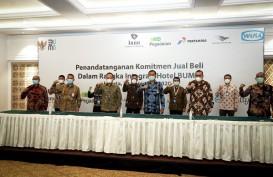 Holding BUMN Hotel, Wika Realty Ambil Aset Pertamina