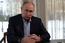 Putin Tolak Tuduhan Sembunyikan Penjahat Siber