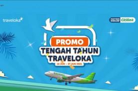 Asik, Traveloka dan Citilink Tebar Promo Tengah Tahun