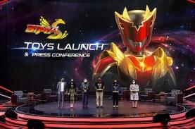 Sukses di Animasi, MNC Luncurkan Mainan Bima S