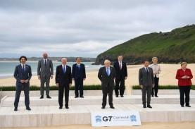 Rencana Proyek Infrastruktur G7 Hadapi Tantangan Besar