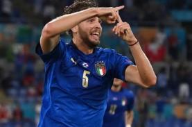 Tiru Ronaldo, Bintang Italia Manuel Locatelli Singkirkan…
