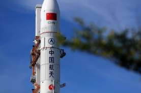 Saingi AS, China Kembali Sukses Luncurkan Shenzou-12…