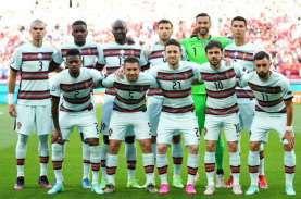 Laga Euro 2020 Hungaria vs Portugal Dihadiri 61.000…