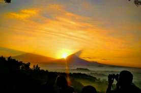 Hanya Spot Sunrise, Desa Wisata Karangrejo Punya Homestay…