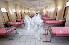 Jabar Siapkan 3.000 Tempat Tidur Tambahan Pasien Covid-19