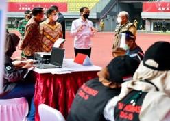 BUMI dan PMMP Ikut Program Vaksin Gotong Royong untuk Karyawan