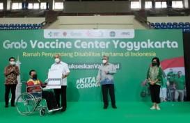 Grab Luncurkan Pusat Vaksinasi bagi Penyandang Disabilitas di Yogyakarta