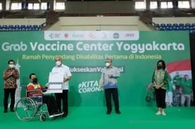 Grab Luncurkan Pusat Vaksinasi bagi Penyandang Disabilitas…