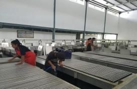 Pabrik Karet Olahan PTPN XII di Pancursari Produksi 3.000 Kg RSS Per Hari