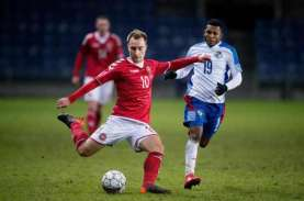 EURO 2020 Denmark Vs Belgia, Ada Momen Penghormatan…