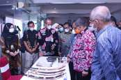 Raih Omzet Rp4 Miliar, IKM Binaan PTPN V Kantongi Sertifikat SNI
