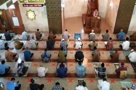 MUI Riau Dukung Pembatasan Kegiatan Keagamaan di Zona…