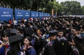 11.000 Mahasiswa di Wuhan China Wisuda Akbar Tanpa…