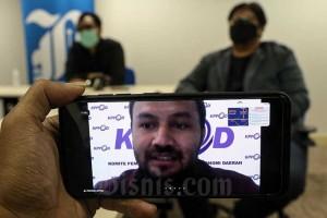 Kunjungi Bisnis Indonesia, KPPOD Berikan Pemaparan Mengenai Tantangan Membangun Otonomi