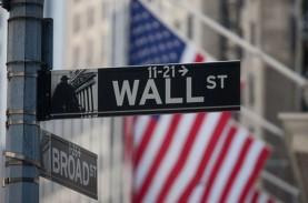 Wall Street Dibuka Fluktuatif, Tergelincir ke Zona…