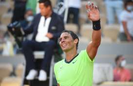 Rafael Nadal Putuskan Absen di Olimpiade & Wimbledon