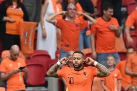 Hasil Belanda vs Austria: Bekuk Austria, Belanda Lolos…