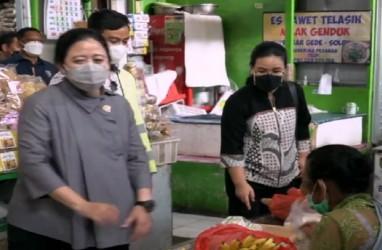 Warganet Komentari Puan Maharani Unggah Video Kunker ke Pasar Gede Solo