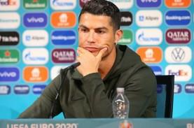 Singkirkan Minuman Sponsor di Euro 2020 Berpotensi…