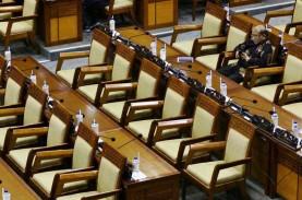 Anggota DPR dan Staf Banyak yang Terpapar Covid-19
