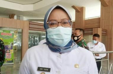 Punya Stok Vaksin Covid-19 50.000, Bogor Lanjutkan Vaksinasi