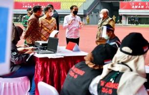 Hanya 3 Hari, Mulai Besok Vaksinasi Massal di Kota Bekasi Sasar 12.000 Orang