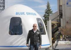 Ribuan Orang Tandatangani Petisi Agar Jeff Bezos Tidak Kembali Ke Bumi, Ada Apa?