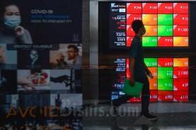 IHSG Melemah, Nilai Transaksi Harian Bursa Meningkat…
