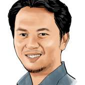 EKSPRESI : Adu Balap Harry Tanoe & Chairul Tanjung, Siapa Juaranya?