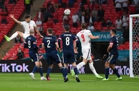 Hasil Inggris vs Skotlandia: Gagal Menang, Inggris…