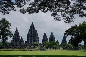 Candi Prambanan Tutup, Malioboro Sweeping Wisatawan…