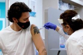 Vaksin AstraZeneca 92 Persen Efektif Lawan Virus Corona…