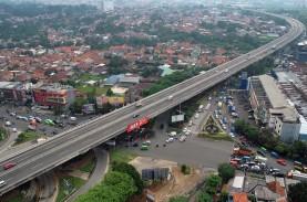 Gerbang Tol Bogor dari Arah Jakarta Ditutup Sementara,…