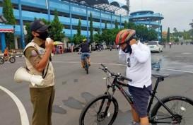 Daftar Provinsi yang Taat Pakai Masker, DKI Jakarta Cuma 70,2 Persen