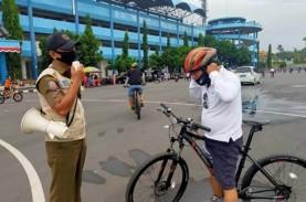 Daftar Provinsi yang Taat Pakai Masker, DKI Jakarta…