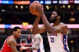 Hasil Semifinal Basket NBA, Sixers Paksa Hawks Mainkan…