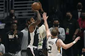 LA Clippers Lolos ke Final Wilayah Barat Basket NBA
