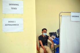 Kemenkes Minta Vaksinasi Covid-19 di Bodebek dan Bandung…